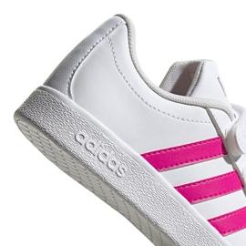 Adidas Vl Court 2.0 Cmf C Jr EG3880 shoes white 4