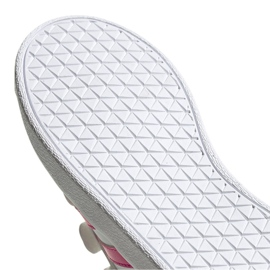 Adidas Vl Court 2.0 Cmf C Jr EG3880 shoes white 5