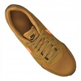 Nike Md Runner 2 Gs Jr 807316-700 shoes brown 1