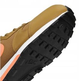 Nike Md Runner 2 Gs Jr 807316-700 shoes brown 3