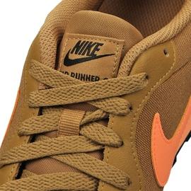 Nike Md Runner 2 Gs Jr 807316-700 shoes brown 4