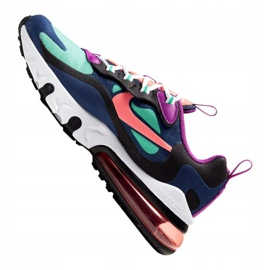 Nike Air Max 270 React Jr BQ0103-402 shoes multicolored 3