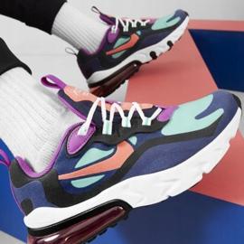 Nike Air Max 270 React Jr BQ0103-402 shoes multicolored 5