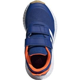 Adidas FortaGym Cf K Jr G27199 shoes blue 1
