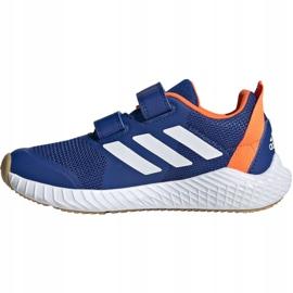 Adidas FortaGym Cf K Jr G27199 shoes blue 2