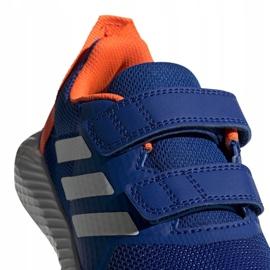 Adidas FortaGym Cf K Jr G27199 shoes blue 3