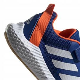 Adidas FortaGym Cf K Jr G27199 shoes blue 4