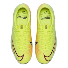 Nike Mercurial Vapor 13 Academy Mds FG / MG Jr CJ0980-703 football shoes yellow yellow 1