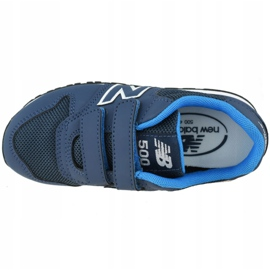 New Balance Jr YV500RB shoes navy 2