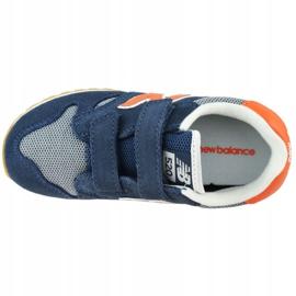 New Balance Jr YV520GN shoes navy 1