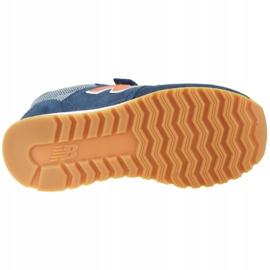 New Balance Jr YV520GN shoes navy 2