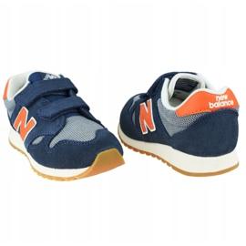 New Balance Jr YV520GN shoes navy 3