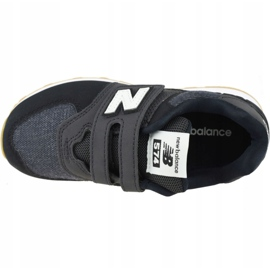 New Balance Jr YV574DMK shoes black 2
