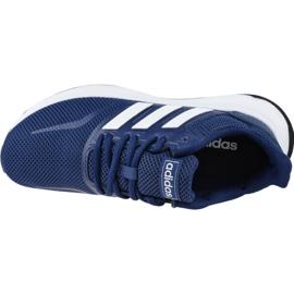 Adidas Runfalcon K Jr EG2544 shoes navy 2