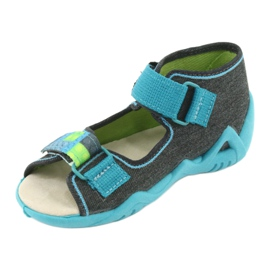 Befado yellow children's shoes 350P006 2