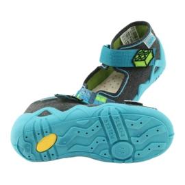 Befado yellow children's shoes 350P006 5