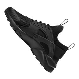 Nike Air Huarache Run Ultra Jr 847569-004 shoes black 4