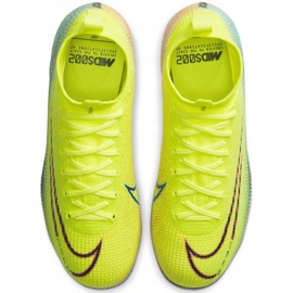 Nike Mercurial Superfly 7 Elite Mds Fg Jr BQ5420-703 football shoes yellow yellow 1