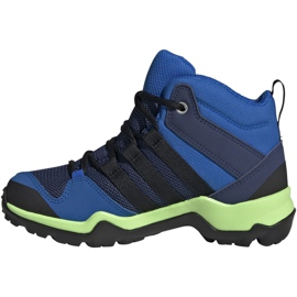 Adidas Terrex AX2R Mid R.RDY K Jr EF2246 shoes navy 2