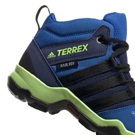 Adidas Terrex AX2R Mid R.RDY K Jr EF2246 shoes navy 4