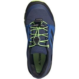 Adidas Terrex Gtx K Jr EF2231 shoes navy 1
