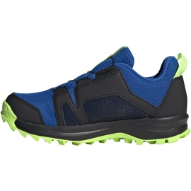 Adidas Terrex Agravic Boa Jr EH2686 shoes navy 2