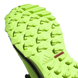 Adidas Terrex Agravic Boa K Jr EE8475 shoes navy blue multicolored green 5