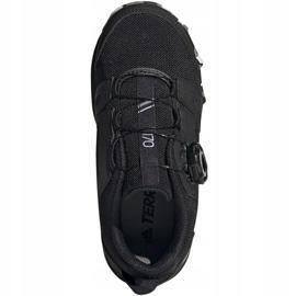 Adidas Terrex Agravic Boa K Jr EF3635 shoes black 1