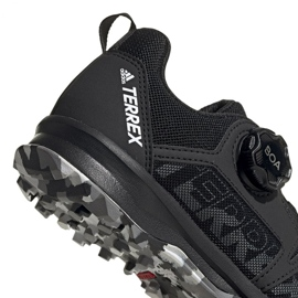 Adidas Terrex Agravic Boa K Jr EF3635 shoes black 4
