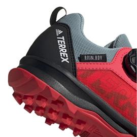 Adidas Terrex Agravic Boa K Jr EH2687 shoes red grey 4