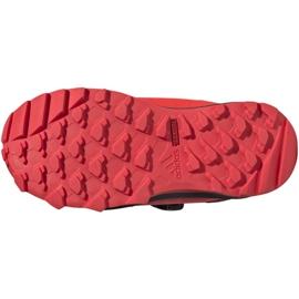 Adidas Terrex Agravic Boa K Jr EH2687 shoes red grey 6