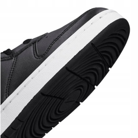 Nike Court Borough Low 2 (GS) Jr BQ5448-002 shoes black 1