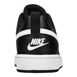 Nike Court Borough Low 2 (GS) Jr BQ5448-002 shoes black 3