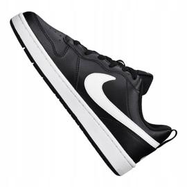 Nike Court Borough Low 2 (GS) Jr BQ5448-002 shoes black 4