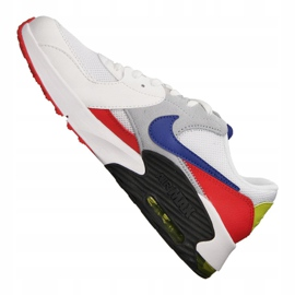 Nike Air Max Excee Gs Jr CD6894-101 shoes white multicolored 3