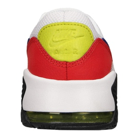 Nike Air Max Excee Gs Jr CD6894-101 shoes white multicolored 4