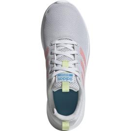 Adidas Lite Racer Cln K Jr EG3049 shoes grey 4
