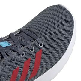 Adidas Lite Racer Cln K Jr EG3050 shoes grey 3