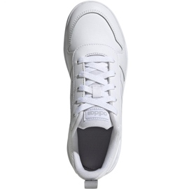 Adidas Tensaur K Jr EG2554 shoes white 1