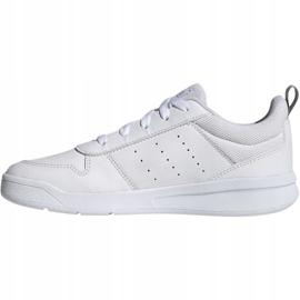 Adidas Tensaur K Jr EG2554 shoes white 2