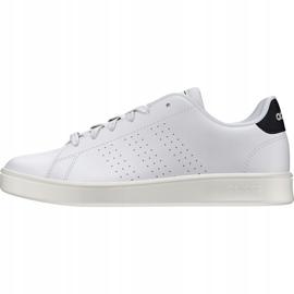 Adidas Advantage K Jr FW2588 shoes white 2