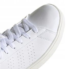Adidas Advantage K Jr FW2588 shoes white 3