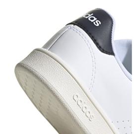 Adidas Advantage K Jr FW2588 shoes white 5
