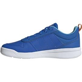 Adidas Tensaur K Jr EG2551 shoes blue 2
