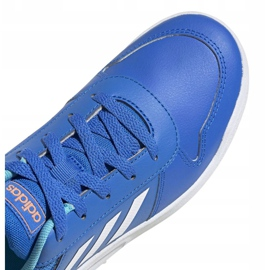 Adidas Tensaur K Jr EG2551 shoes blue 3