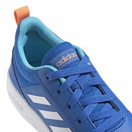 Adidas Tensaur K Jr EG2551 shoes blue 4