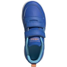 Adidas Tensaur C Jr EG4090 shoes blue 1