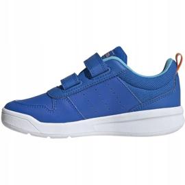 Adidas Tensaur C Jr EG4090 shoes blue 2