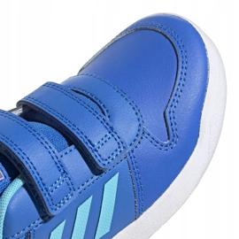 Adidas Tensaur C Jr EG4090 shoes blue 3