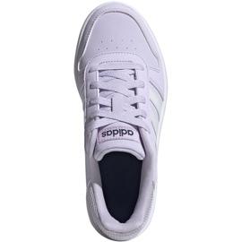 Adidas Hoops 2.0 K Jr EG9075 shoes violet 1